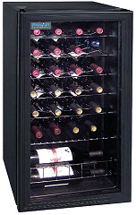 Polar C-Series 28 Bottle Under Counter Wine Fridge